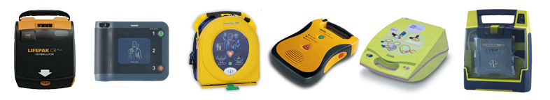 AED Brands Available