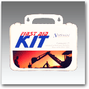 Contractor First Aid Kit 25 Person