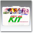FoodSafe™ Food Service First Aid Kit 75 Person